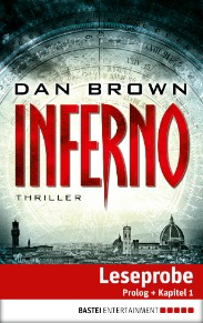 Inferno - Prolog und Kapitel 1, Dan Brown