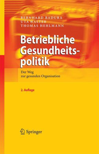, Bernhard Badura